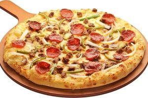 Cuối tuần, làm bánh pizza xúc xích siêu ngon chiêu đãi cả nhà