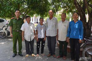 2 phụ nữ Nghệ An được giải cứu sau nhiều năm bị lừa bán làm vợ đàn ông Trung Quốc