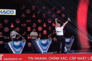 Thế Trung - Nghệ An giành vòng nguyệt quế 'Đường lên đỉnh Olympia 2019'