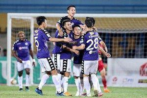 Thi đấu thiếu người, Viettel thua thảm trước Hà Nội FC