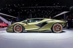 Khám phá siêu xe Lamborghini Sian mạnh 819 mã lực, giá hơn 83 tỷ đồng