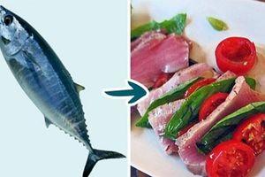 Chỉ tận mặt 8 loại cá chứa thủy ngân cao, lợi ít hại nhiều