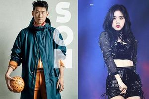 Cộng đồng fan Kpop chấn động trước nghi vấn 'Nữ thần nhan sắc' của Blackpink hẹn hò với ngôi sao bóng đá số 1 châu Á Son Heung Min