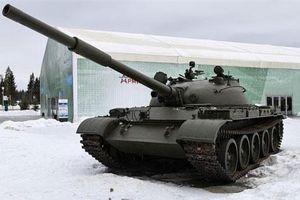 Hỏa lực xe tăng T-62 và T-54/55 Việt Nam khác nhau ra sao?