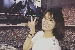 Sau khi trở lại cuộc sống sinh viên, Lâm Tâm Như khiến netizen bất ngờ với tạo hình trẻ trung khi 'đu' show thần tượng