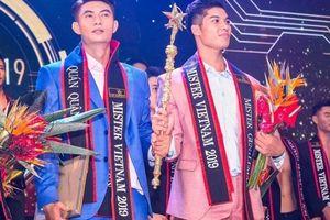 Cuộc thi nhan sắc Mister Việt Nam bất ngờ có hai quán quân