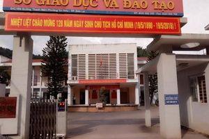Ngày mai (16/9) xét xử vụ án gian lận điểm thi ở Sơn La