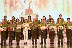 Công an Đồng Nai giành 1 HCV và 1 HCB Liên hoan truyền hình - phát thanh Công an nhân dân