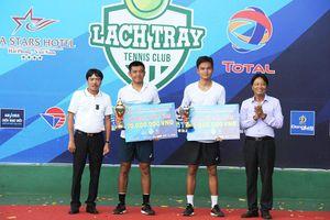 Lý Hoàng Nam, Đào Minh Trang vô địch Giải quần vợt VTF Masters 500 Hải Phòng