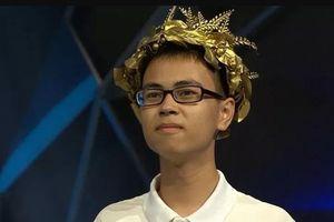 Trần Thế Trung-chàng trai Nghệ An là Quán quân Olympia 2019