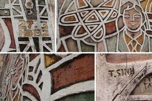 Thay đổi số phận 2 bức tranh cổ động trên phố Bạch Mai