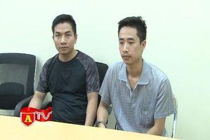 Chân dung 2 đối tượng gửi bưu phẩm phát nổ ở chung cư Linh Đàm