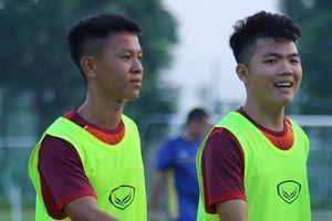 U19 Việt Nam tập luyện đầy hứng khởi