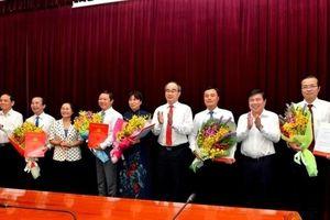 TP.HCM có thêm năm thành ủy viên