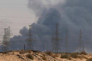 Vụ tấn công Saudi Arabia xóa sạch lượng dầu dự phòng quốc tế