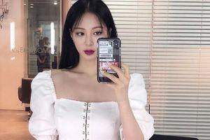 Sắc vóc của kiều nữ Hàn Quốc Han Ye Seul ở tuổi U40