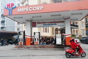 Giá xăng, dầu giảm nhẹ