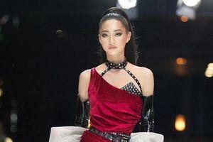 Hoa hậu Lương Thùy Linh gây bất ngờ trên sàn diễn thời trang