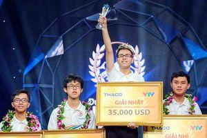 Trần Thế Trung- Hành trình giành vòng nguyệt quế Olympia