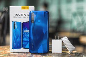 Realme Việt Nam sẽ bán Realme 5 vào đầu tháng 10