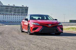 Toyota Camry và Avalon bản TRD có gói nâng cấp mới