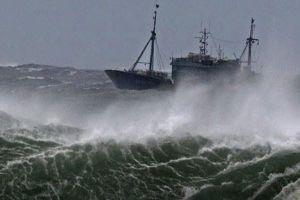 Dự báo thời tiết: Đêm nay và ngày mai 17/9, biển phía Nam có gió mạnh, sóng cao 2-3m