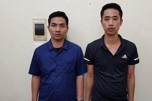 Vụ nổ ở chung cư Linh Đàm khiến 4 người bị thương: Bắt giữ 2 đối tượng gây án