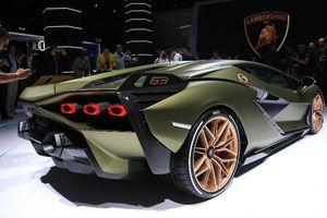 'Nín thở' ngắm loạt xe cực ấn tượng vừa ra mắt tại triển lãm ôtô quốc tế