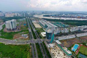 Quỹ đất ở Thủ Thiêm sẽ thu về gần 22.000 tỉ đồng cho TP.HCM ?