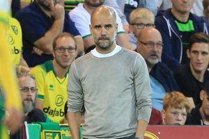 Thua trận hổ thẹn trước Norwich, Pep lại 'cà khịa' Liverpool