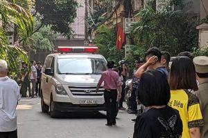 Kẻ nghi sát hại 2 nữ sinh đã tử vong