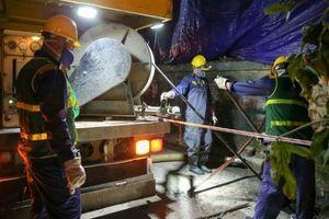 Vụ cháy Công ty Rạng Đông: Lượng phế thải cần thu gom lớn hơn dự kiến