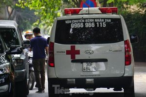 Nam nghi phạm cuồng sát 2 nữ sinh trong nhà trọ tại Hà Nội đã tử vong