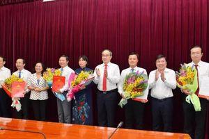 Đảng bộ TP HCM có 5 thành ủy viên mới được Ban Bí thư chỉ định