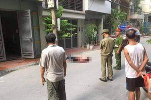 Kinh hoàng 2 nữ sinh bị đâm chết trong phòng trọ, nghi phạm nhảy lầu tự tử
