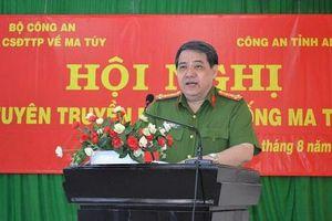 An Giang: Quyết tâm với công tác phòng, chống ma túy trên tuyến biên giới