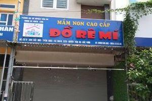 Tạm đình chỉ hoạt động của cơ sở mầm non ở Bắc Ninh để quên bé trai 3 tuổi trên xe ôtô