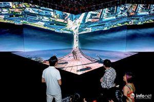 Rò rỉ hình ảnh sân khấu chính Lễ ra mắt mạng xã hội Lotus