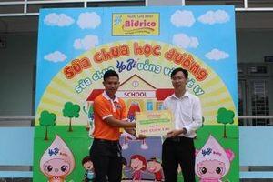 Bidrico quảng bá sữa chua Yobi tới trường học
