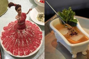 Cười bò với 15 cách trang trí món ăn độc lạ khiến khiến dân tình bái phục