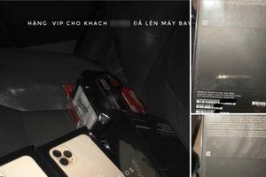 iPhone 11 Pro hộp đen bóng, nguyên seal được rao bán tại Việt Nam