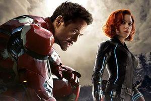 Iron Man có thể xuất hiện trong phim về Black Widow
