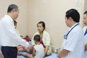 Phú Thọ: 80 trẻ mầm non nhập viện với triệu chứng ngộ độc thực phẩm