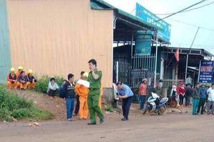 Đắk Nông: Vướng dây cáp quang, 3 học sinh bị điện giật thương vong