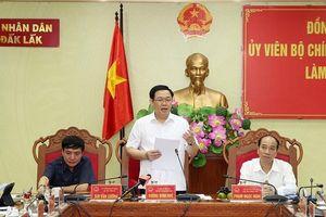 Phó Thủ tướng Vương Đình Huệ: Đắk Lắk là địa bàn 'chiến lược của chiến lược'