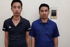 Bắt hai đối tượng gây ra vụ gói quà phát nổ ở quán trà đá chung cư Linh Đàm