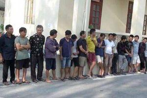 Bóc mẽ mánh khóe ổ nhóm chuyên trộm chó ở Thanh Hóa
