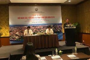 Lạng Sơn dự kiến thu hút đầu tư khoảng 80.000 tỷ đồng