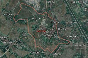 Tam Thành Nam trúng Dự án Khu nhà ở Nhật Tân tại Hà Nam