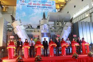 Xuất xưởng máy biến áp 500kV - 467MAV đầu tiên tại Việt Nam